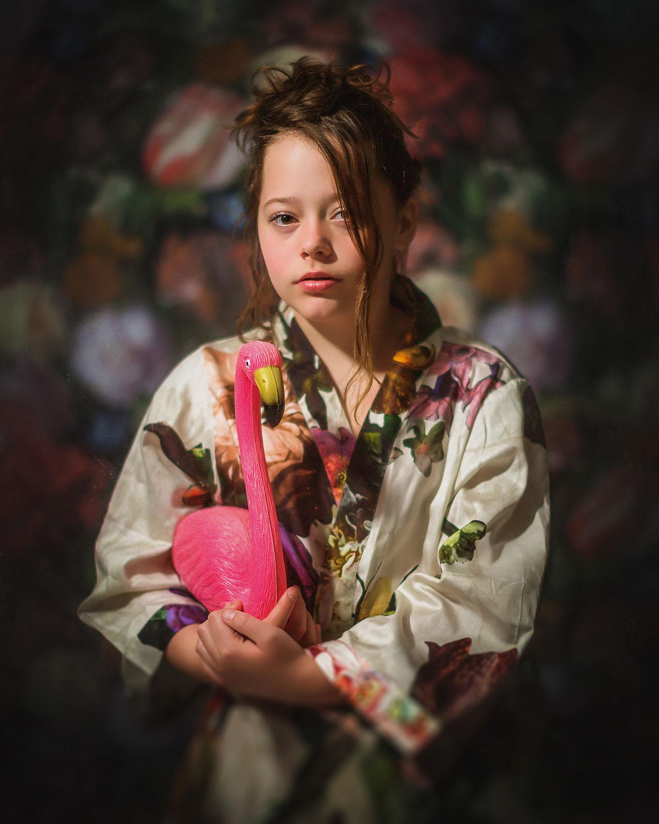 Portret van de opleiding the masters of light and color door Willie Kers Photography uit apeldoorn